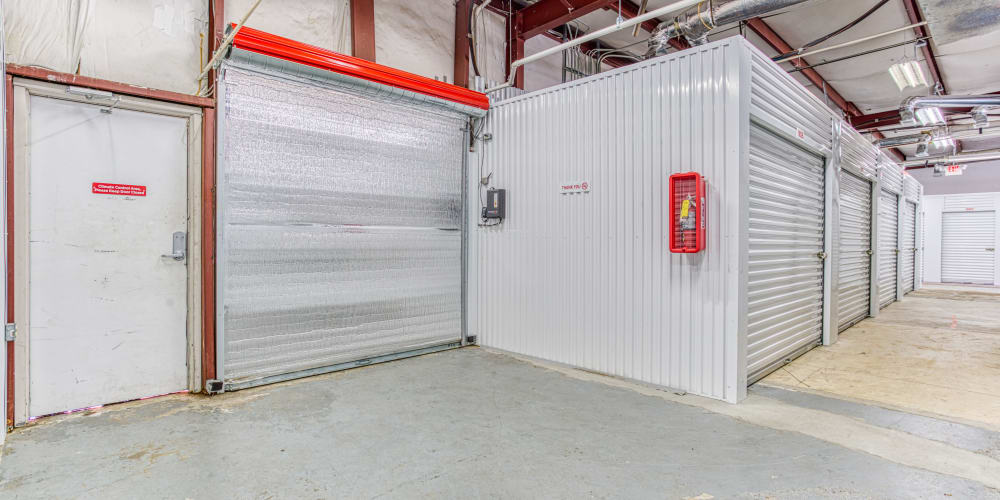 Climate-controlled storage options in Memphis, Tennessee at Devon Self Storage