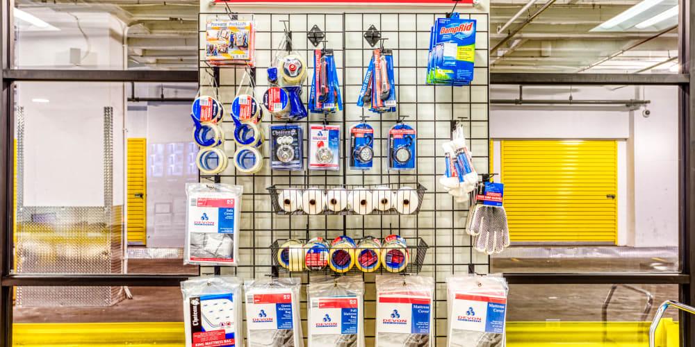 Moving supplies in Chicago, Illinois at Devon Self Storage