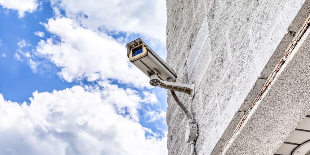 Surveillance cameras at Devon Self Storage in Madison, TN