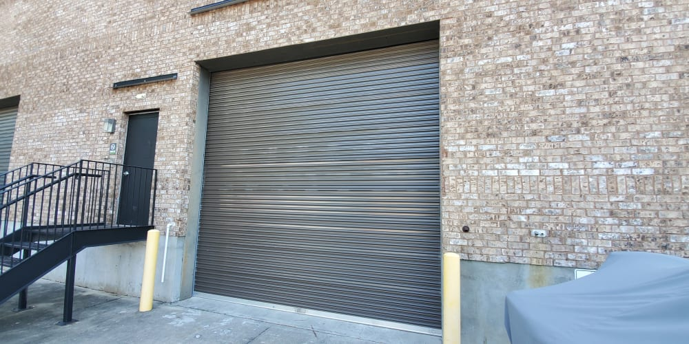 Exterior unit at Devon Self Storage in Charleston, South Carolina