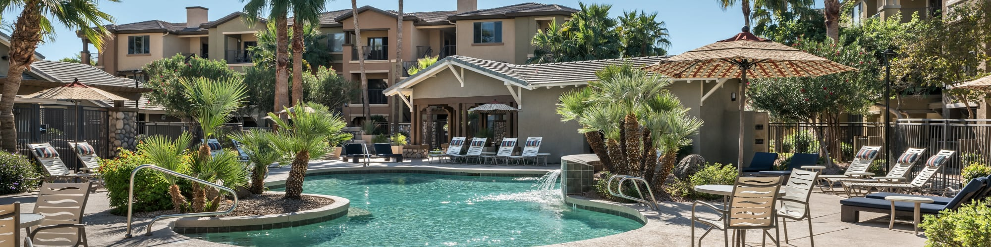 Amenities at Azul at Spectrum in Gilbert, Arizona