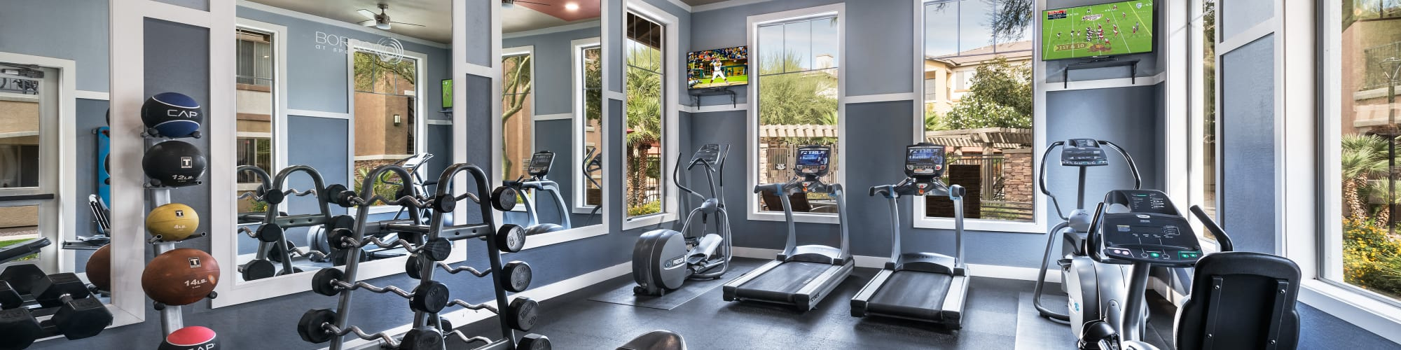 Amenities at Borrego at Spectrum in Gilbert, Arizona