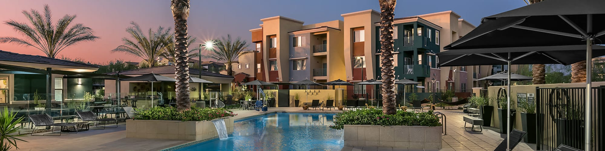 Amenities at Villa Vita Apartments in Peoria, Arizona