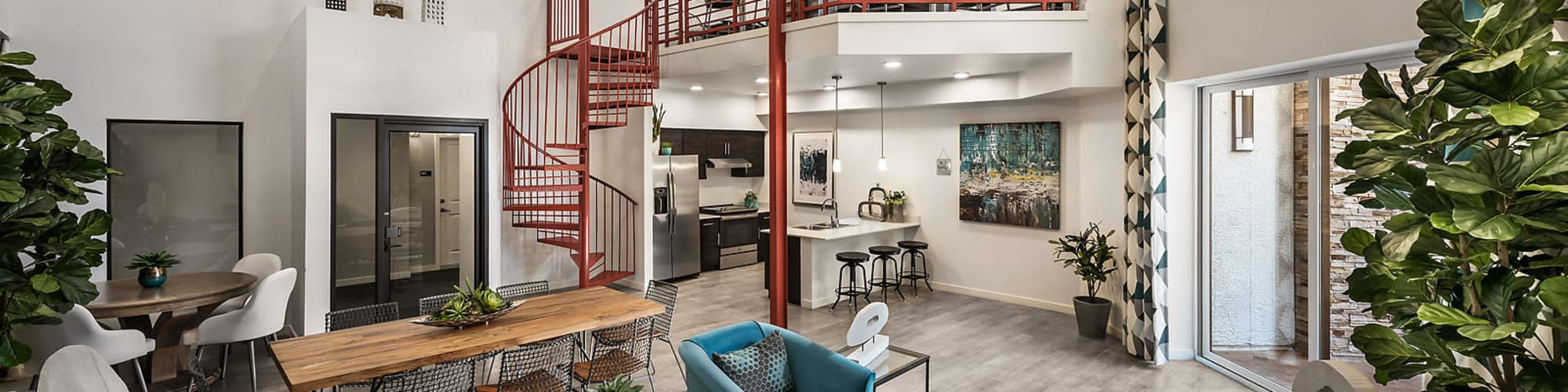 Amenities at Park Place at Fountain Hills in Fountain Hills, Arizona