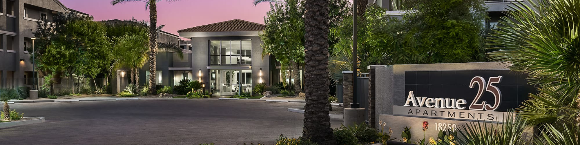 Contact us at Avenue 25 Apartments in Phoenix, Arizona