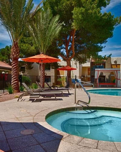 Avana McCormick Ranch Apartments offers a variety of luxurious amenities