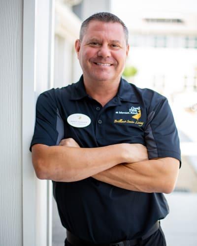 Byron Narlock, DIRECTOR OF ENGINEERING at Quail Park at Morrison Ranch in Gilbert, Arizona