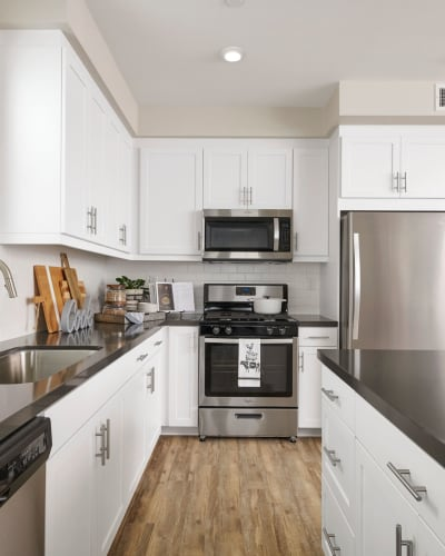 Home Features at Lincoln Village in Riverside, California