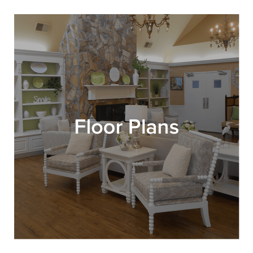 Floor plans available at Sandpiper Village in Mt. Pleasant, South Carolina