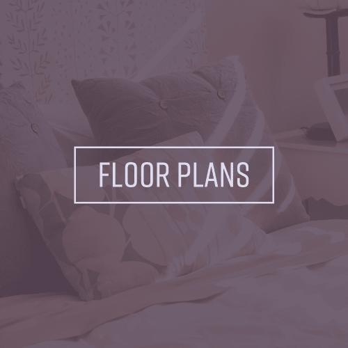 View floor plans at Amberjack Estates in Houston, Texas