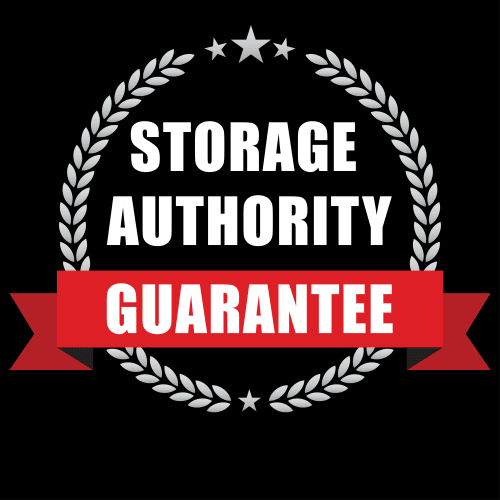 Coventry Self Storage guarantee