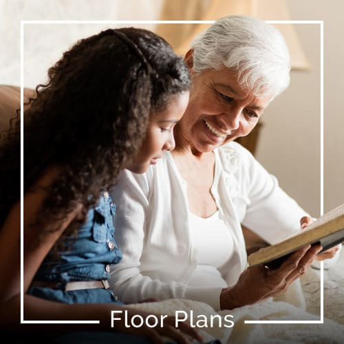 View the Floor plans at Clearview Lantern Suites in Warren, Ohio