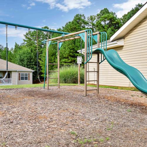 Onsite playground at Hunter's Run in Macon, Georgia