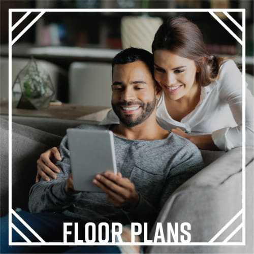 Floor plans at The Arbors at Smyrna