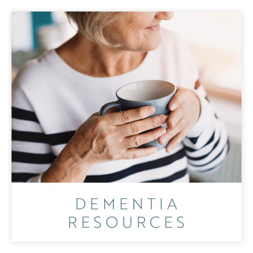 Learn about Dementia Resources at Regency Palms Oxnard in Oxnard, California