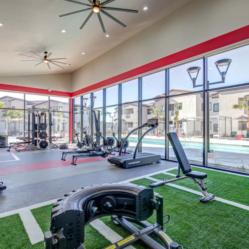 View our amenities at Empire in Henderson, Nevada