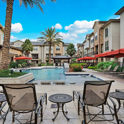 View our amenities at Arrabella in Houston, Texas