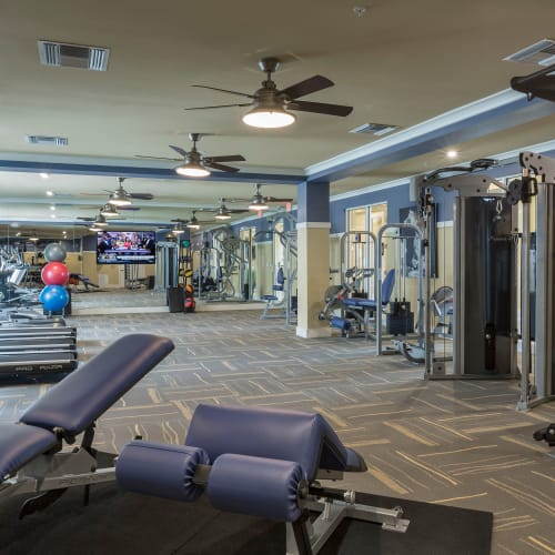 View our amenities at Integra Lakes in Casselberry, Florida