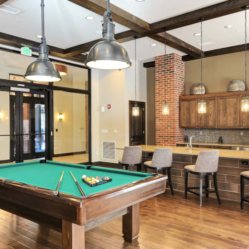 View our amenities at The Mark at Brickyard Apartment Homes in Beltsville, Maryland