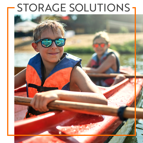 View our Storage solutions from Storage Units