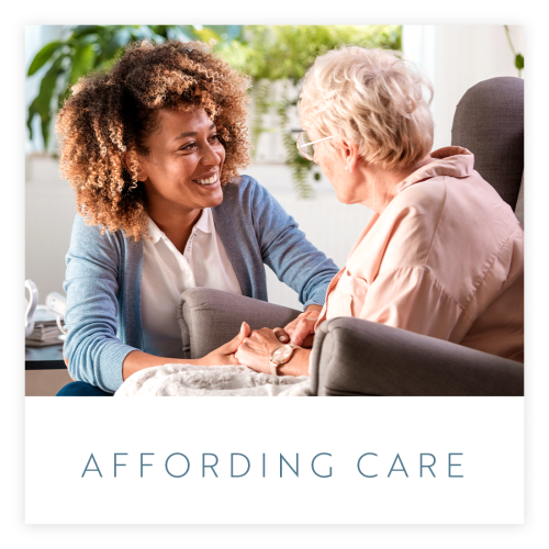 Learn about affording care at Estancia Senior Living in Fallbrook, California