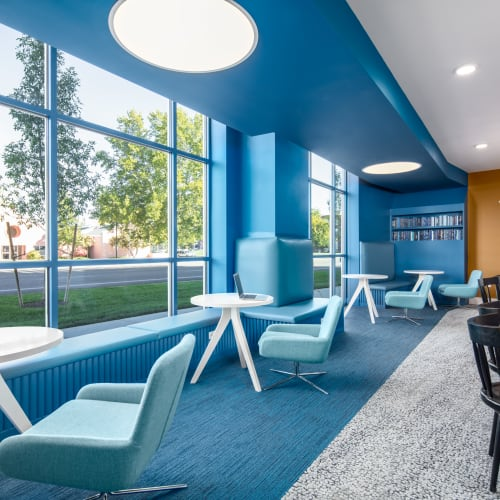 Study room at IDENTITY Boise in Boise, Idaho