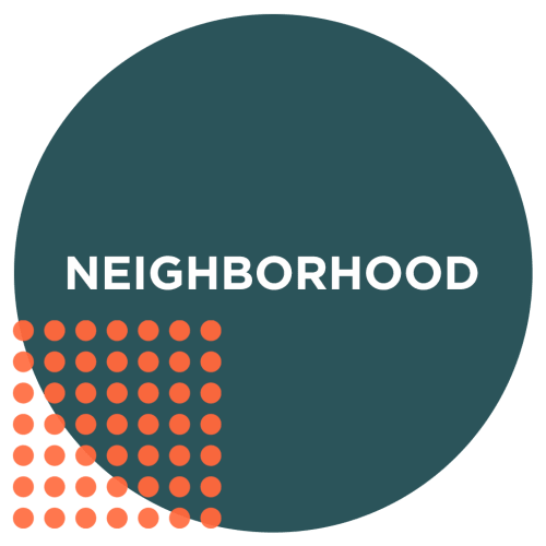 View the neighborhood around The Westlight Apartments in Atlanta, Georgia