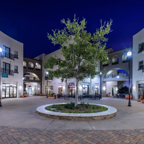View an exterior amenities virtual tour at Mission Hills in Camarillo, California