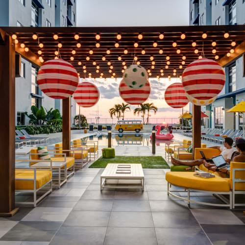 View our community perks at IDENTITY Miami in Miami, Florida