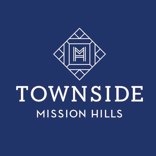 Townside site plan for Mission Hills in Camarillo, California