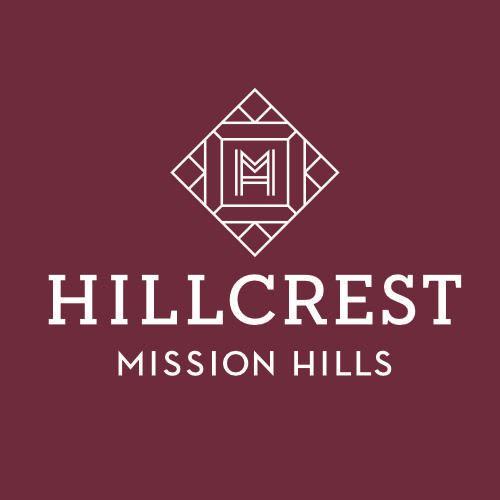 Hillcrest site plan for Mission Hills in Camarillo, California