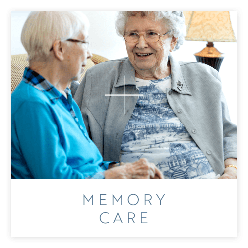View our memory care services at The Meridian at Brandon in Tampa, Florida