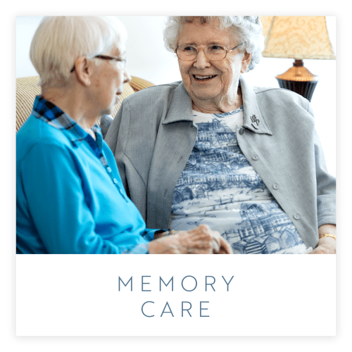 Learn more about Memory Care at The Meridian at Brandon in Tampa, Florida