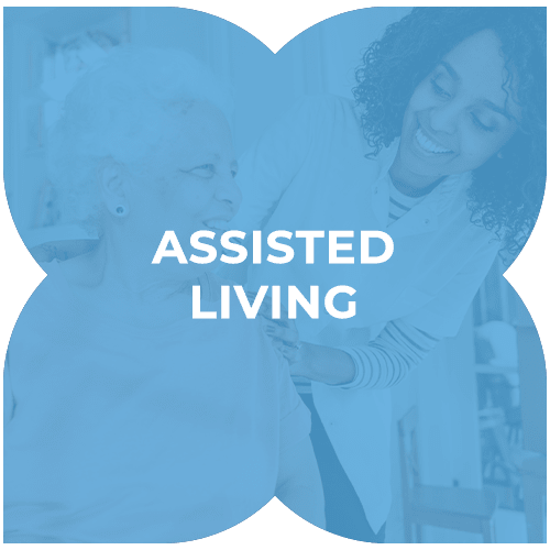 Assisted living at Harmony at Anderson in Cincinnati, Ohio