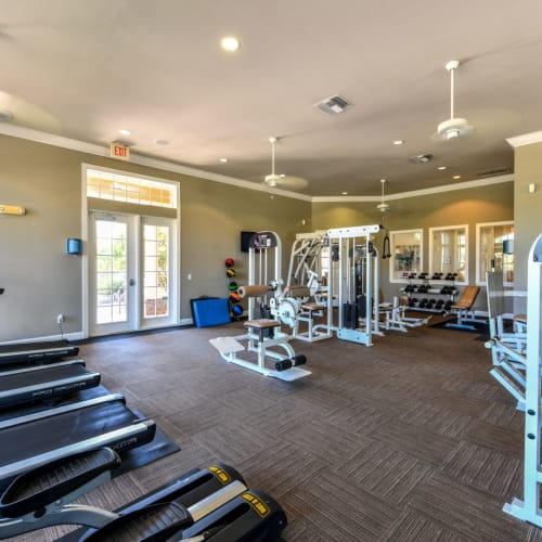 Athletic Club with State-of-the-Art Features at Courtney Isles in Yulee, Florida