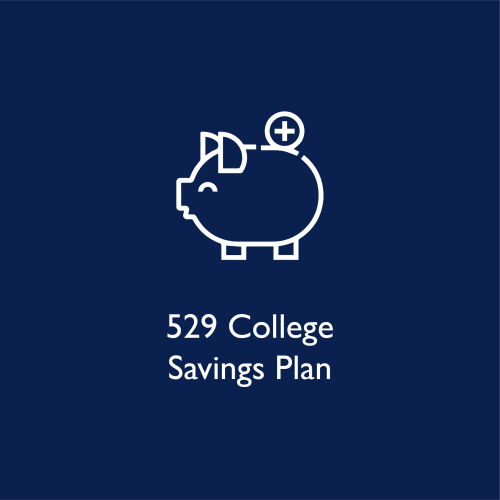 529 College Savings plan at WRH Realty Services, Inc