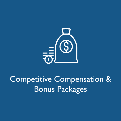 Competitive Compensation & Bonus Packages at WRH Realty Services, Inc