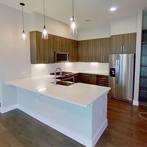 View virtual tour for C1 floor plan at Magnolia Heights in San Antonio, Texas