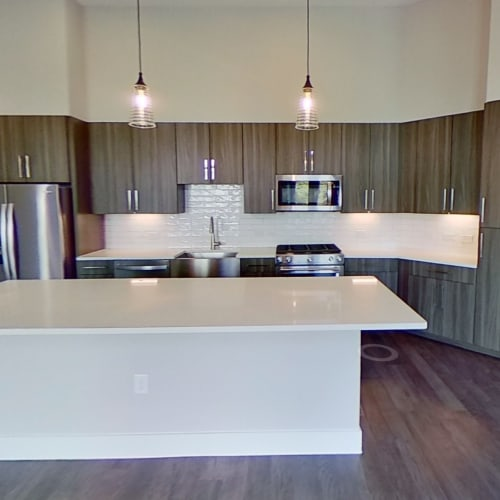 View virtual tour for A16 floor plan at Magnolia Heights in San Antonio, Texas