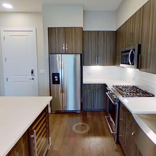 View virtual tour for B1 floor plan at Magnolia Heights in San Antonio, Texas