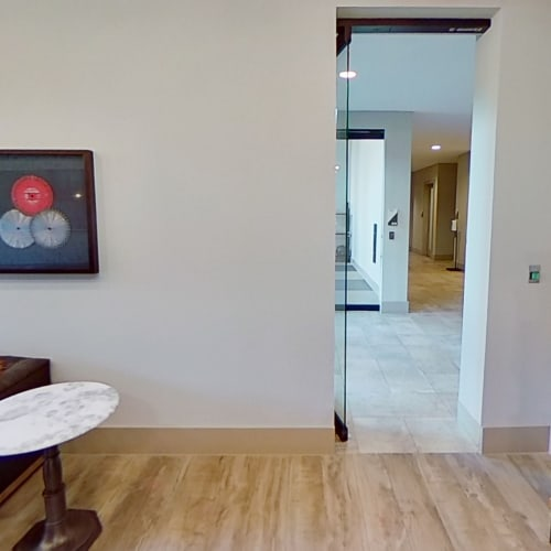 View virtual tour for the club room at The Guthrie in Austin, Texas