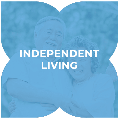 Independent living at Harmony at Tucker Station in Louisville, Kentucky