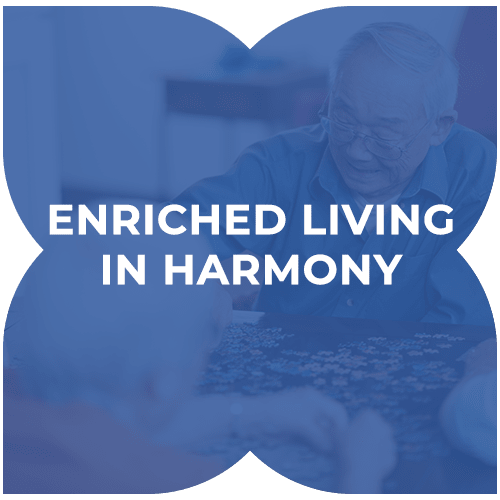 Join us for activities and events at Harmony at Tucker Station in Louisville, Kentucky