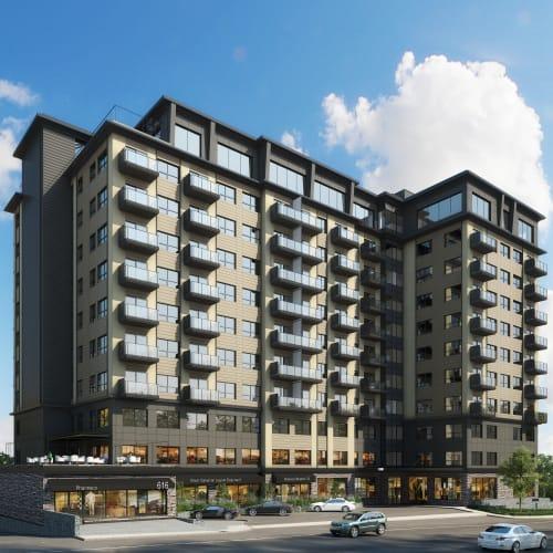 View our building at The Vista in Esquimalt, British Columbia