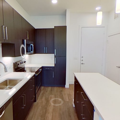 View virutal tour for 1 bedroom A2-3 at Heritage Plaza in San Antonio, Texas
