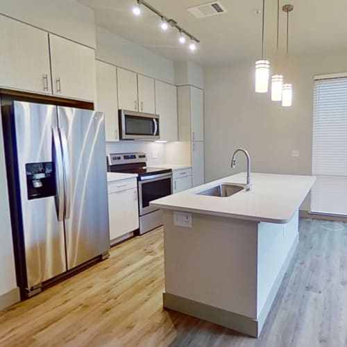 View virtual tour for B1 floor plan at The Alcott in Denver, Colorado