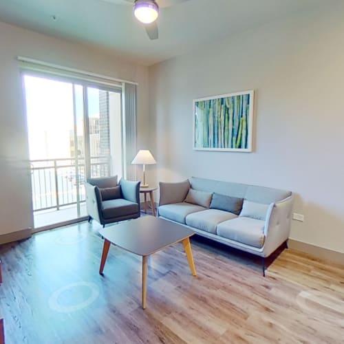 View virtual tour for Guest Suite floor plan at The Alcott in Denver, Colorado