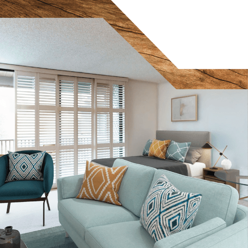 View floor plans at Mariners Village in Marina del Rey, California