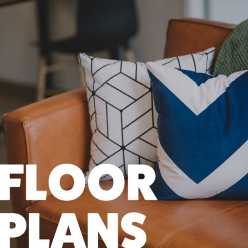 View our floor plans at Caliza in Cedar Park, Texas