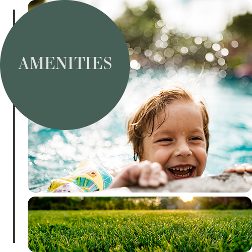 Link to amenities page of Integra Hills Preserve Apartments in Ooltewah, Tennessee